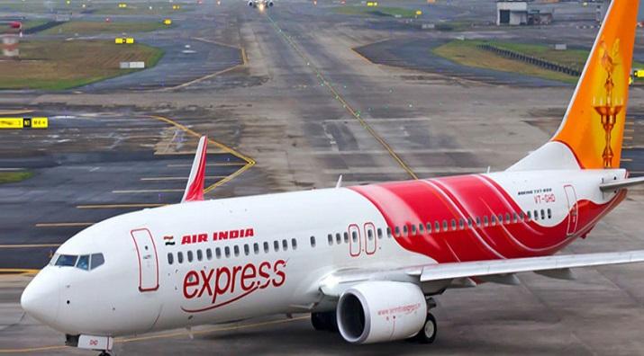man dies onboard air india express flight