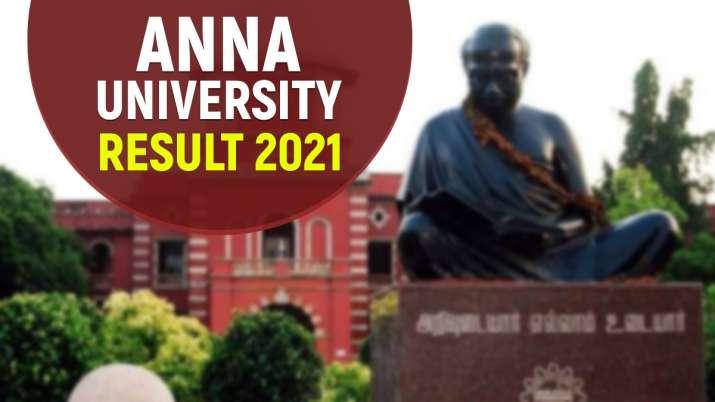 Anna University re-exam result