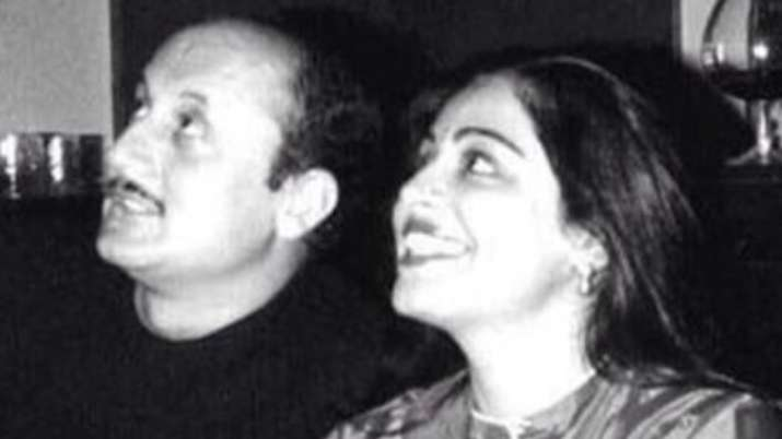 Anupam Kher, Kirron Kher celebrate 36 years of togetherness with vintage pics from wedding ceremony