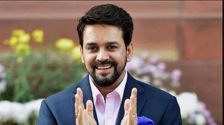 Anurag Thakur to launch nationwide programme of Fit India