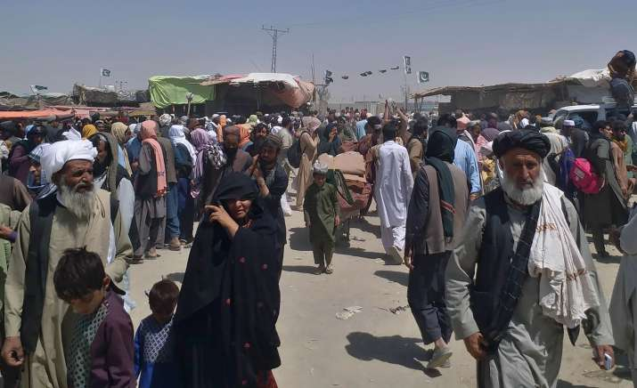 Political uncertainty may force 500,000 Afghans to leave