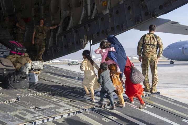 """Operation Devi Shakti: 24 Indian, 11 Nepalese evacuated from Kabul """"   India News – India TV"""