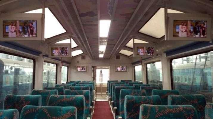 Indian Railways to begin Vistadome tourist special trains
