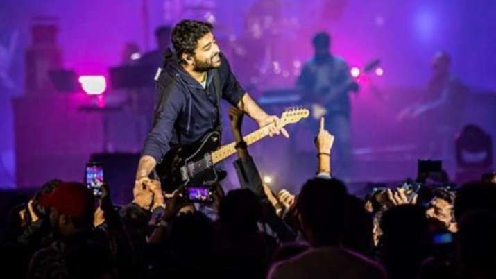 India Tv - Arijit Singh to perform live in Abu Dhabi for first time since COVID outbreak