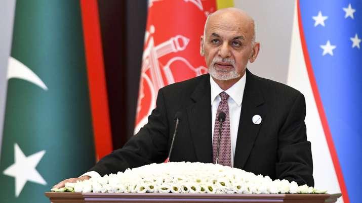 Ashraf Ghani location
