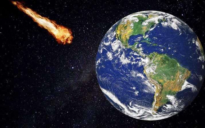 Asteroid bigger than Burj Khlifa, speeding at 94,000 kmph, to pass by earth  today NASA terms it potentially hazardous | Asteroid News – India TV