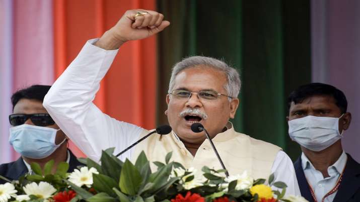 Chhattisgarh: Amid talk of leadership change, CM Baghel's