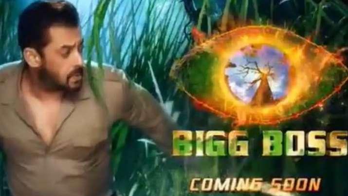 Still of Salman Khan from Bigg Boss 15 promo