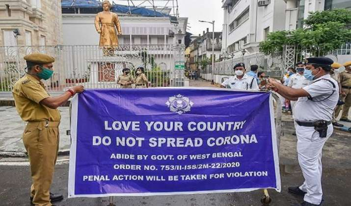West Bengal Covid-19 restrictions extended till Aug 30,