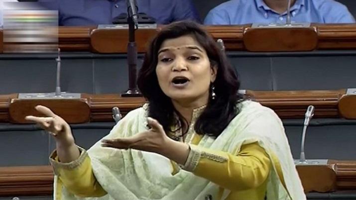 Shiv Sena MP Bhavana Gawali