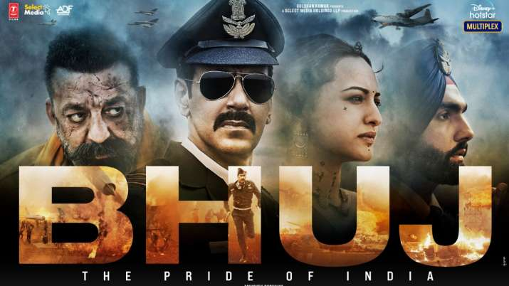Poster of Bhuj: The Pride of India