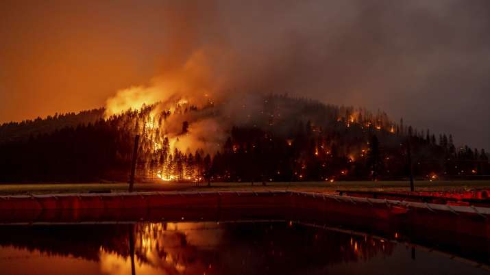 california wildfire, california