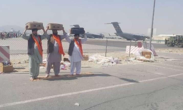 kabul evacuation, Guru Granth Sahib ji