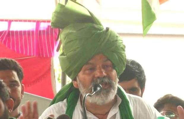 Rakesh Tikait Sarkari Talibanis remark, Sarkari talibanis, Karnal SDM viral video, farmer protest, k