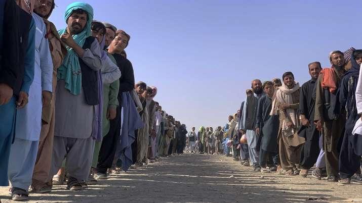 taliban, chaman border, pakistan, afghanistan, evacuation, afghanistan crisis