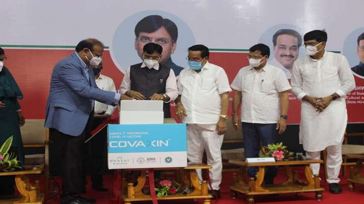 Gujarat, ankleshwar, covaxin First commercial batch, Covaxin released, Bharat Biotech, bharat biotec