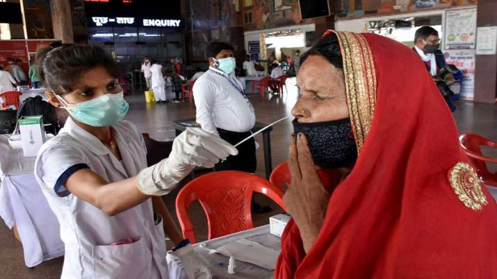 COVID samples, corona samples tested, India, ICMR, coronavirus pandemic, covid strain, corona cases,