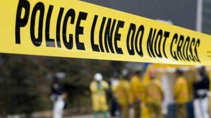The deceased is yet to be identified and the body has been