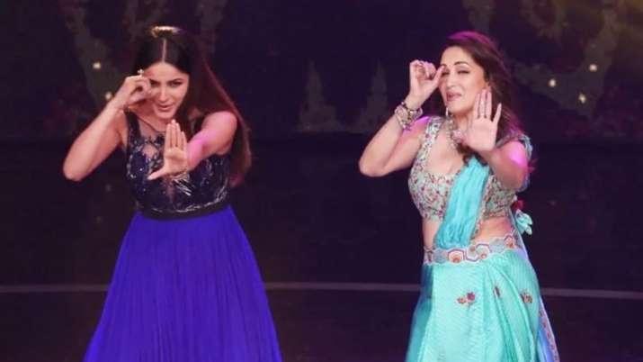 Dance Deewane 3: Shehnaaz Gill, Madhuri Dixit dance to 'Ghagra' song. See promo