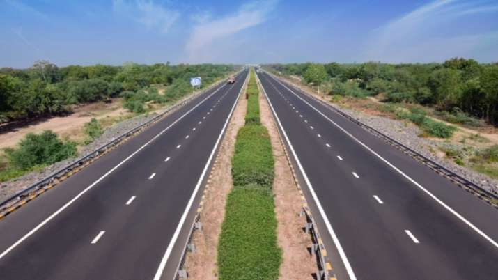 View of one of the NHAI projects. (Representational image)