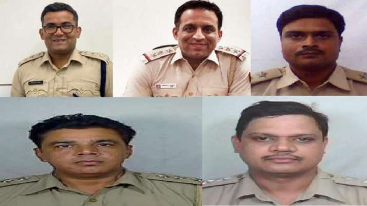 Six Delhi Police officers receive Union Home Minister's