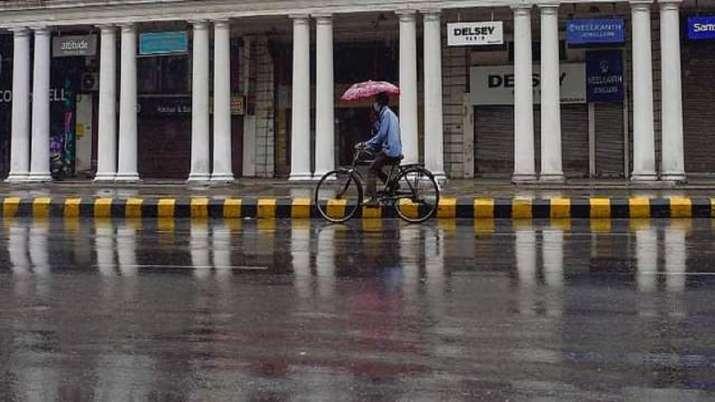 DELHI, rainfall, imd alert, imd rainfall, imd news, imd latest updates, Monsoon revival, IMD orange