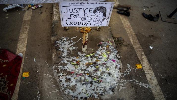 9-year-old girl rape case: Delhi crime branch files
