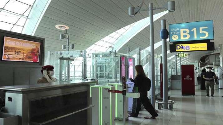 Dubai, dubai airport, passenger traffic, traffic drop, traffic drop in 2021, latest international ne
