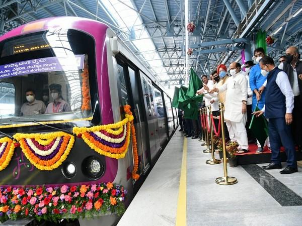 purple line bengaluru metro