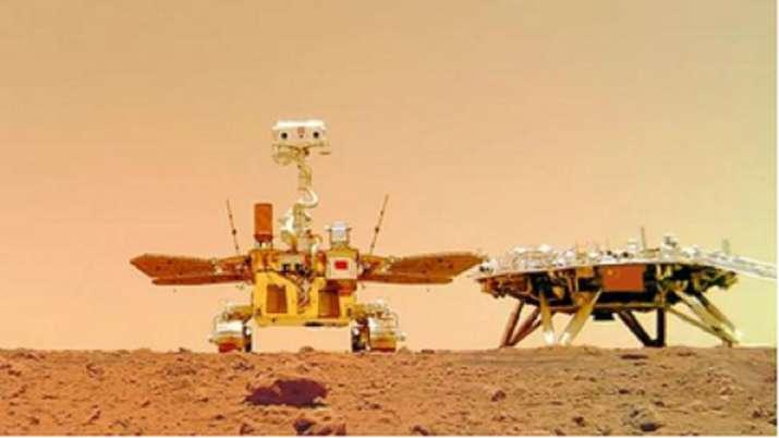 china, mars rover