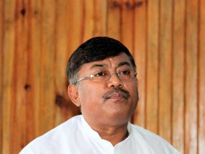 Former Manipur Cong chief Govindas Konthoujam joins BJP