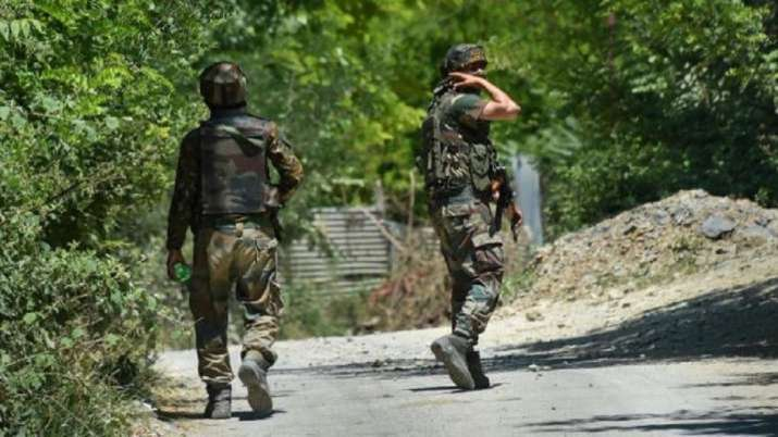 Security forces have cordoned off the area and launched a