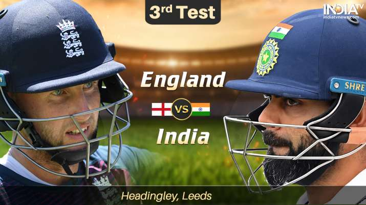 Live Streaming England vs India 3rd Test Day 2: Watch ENG vs IND Headingley Test Live Online on Sony