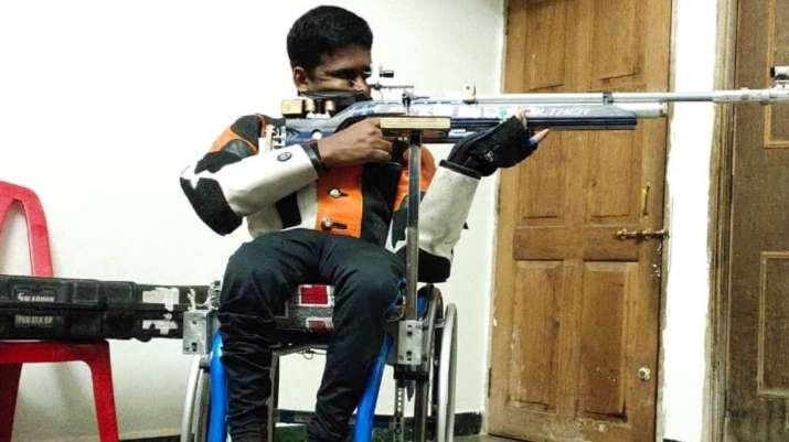 swaroop unhalkar, para shooter,