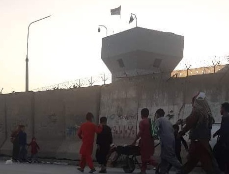 India Tv - Kabul explosion, Kabul explosion abbey gate, Kabul explosion blast, kabul blast, afghanistan blast,