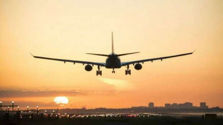 flight crash landed nagpur