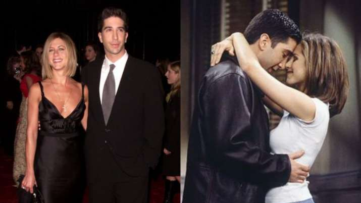 Are Jennifer Aniston and David Schwimmer dating? FRIENDS fans have hilarious reactions