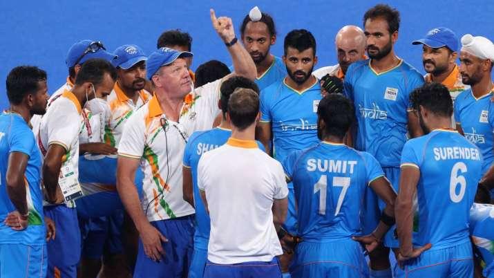 india hockey team, graham reid, india hockey coach,