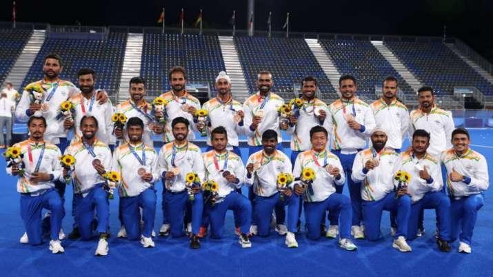 India men's hockey team