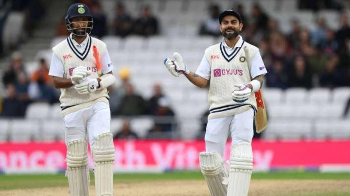 ENG vs IND 3rd Test: Pujara, Rohit, Kohli help India cut deficit on third day   Cricket News – India TV