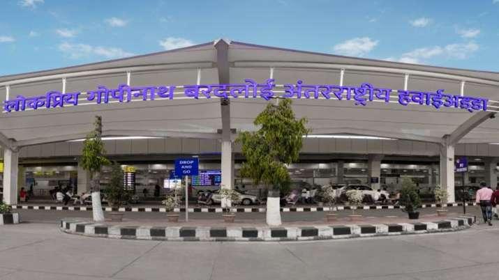 Guwahati airport