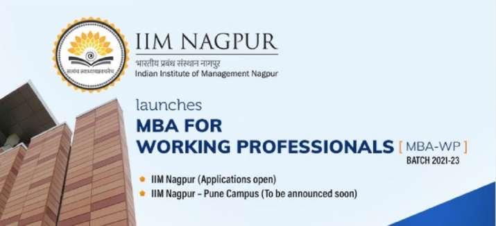 IIM-Nagpur admissions 2021