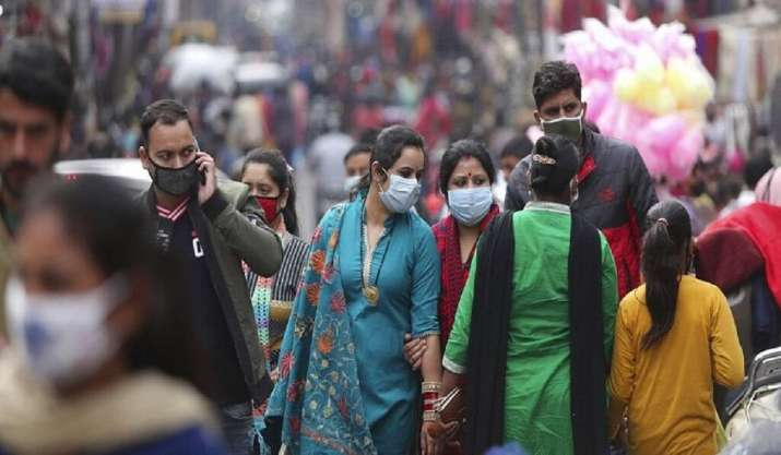 India records 42,982 new COVID-19 cases, 533 deaths in a day; recovery rate at 97.37%
