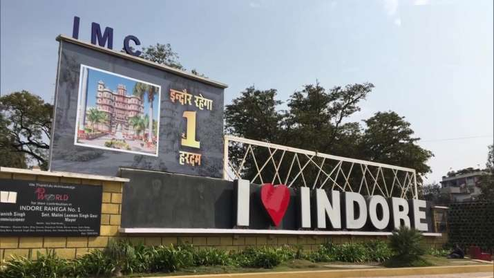Indore, India's cleanest city is now country's first 'water