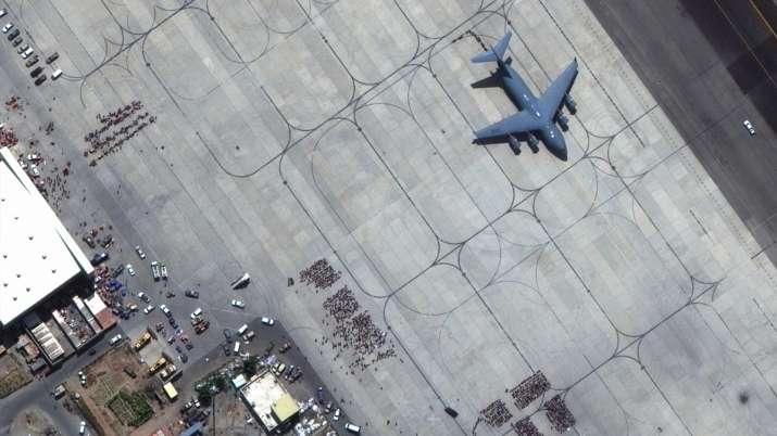 ukraine plane hijacked in kabul afghanistan