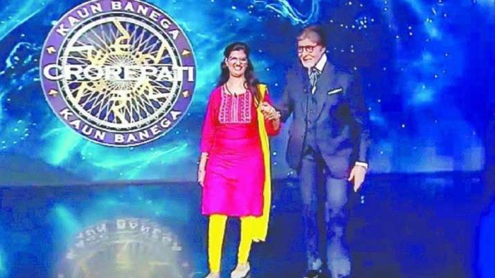 KBC 13: Visually impaired contestant Himani Bundela becomes first crorepati of Amitabh Bachchan's sh