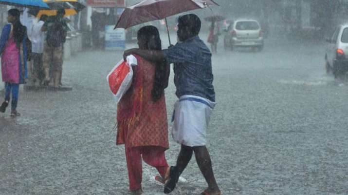 Kerala: IMD issues orange alert for 6 districts, predicts heavy rainfall