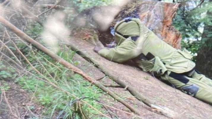 India Tv - Kupwara, Explosives found, Independence Day