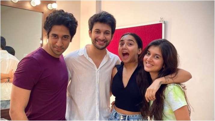Shooting of 'Mismatched' season 2 begins; Rohit Saraf, Prajakta Koli share BTS pics
