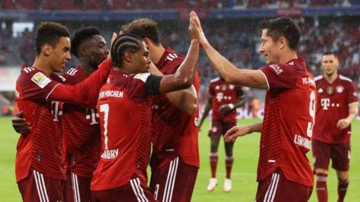 Bayern Munich, Robert Lewandowski,